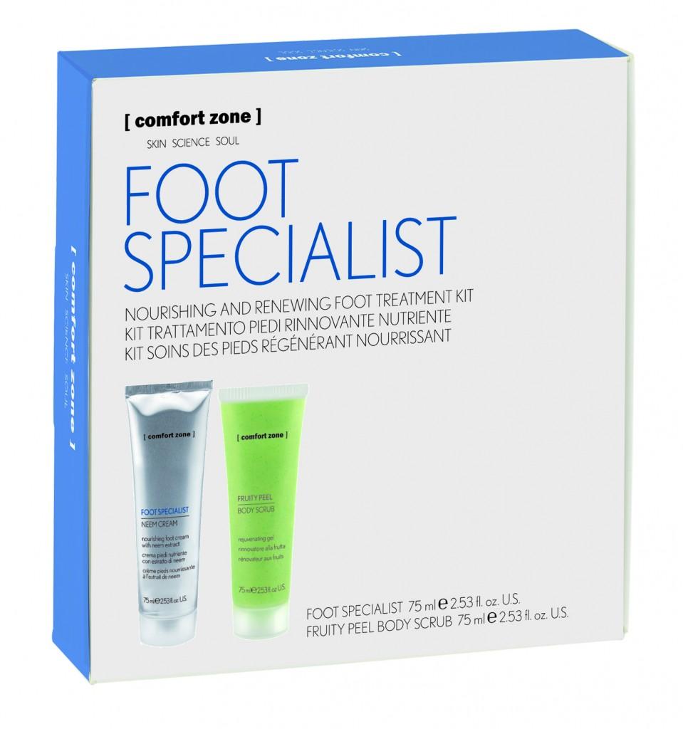 FOOT SPECIALIST kit 2