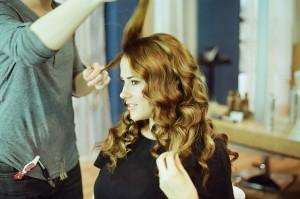 salón XoXo - úprava vlasov